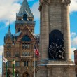 Stock Photo: Syracuse landmarks