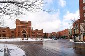 Syracuse Armory — Stock Photo