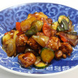 Sweet and sour pork — Stock Photo #18343073