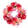 Rose Wreath — Stock Photo #18345217