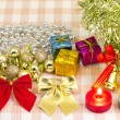 Foto Stock: Christmas ornament