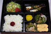 Almoço no Japão — Fotografia Stock