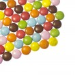 Colorful chocolates - Stock Photo