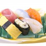 Sushi in Japan — Stock Photo #18363241