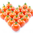 Cherry tomatoes — Stock Photo #18369171