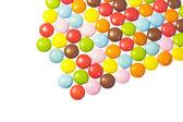 Colorful chocolate — Stock Photo