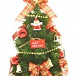 Christmas tree — Stock Photo #18379451