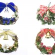Christmas Wreath — Stock Photo #18379527
