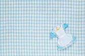 Costume de femme de chambre miniature — Photo