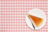 Cheese cake — Stock Photo