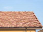 красочные крыши — Стоковое фото