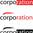 Vector Corporation Logo — Image vectorielle