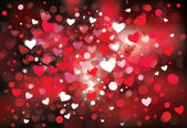 Vector background for Valentines design. — 图库矢量图片