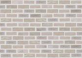 Vector seamless brick wall — Stock Vector