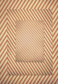 Diagonal striped pattern retro background. — Stock Photo