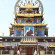 golden temple coorg — Stock Photo