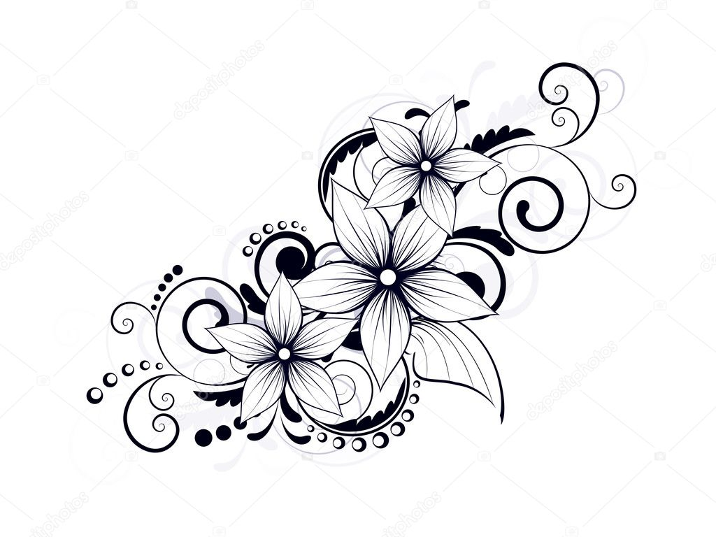 Vector Swirls Colouring Pages Sketch Coloring Page