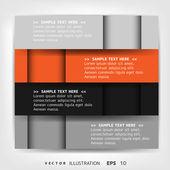 Em branco para texto — Vetorial Stock