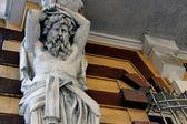 Escultura de atlanta en odessa — Foto de Stock
