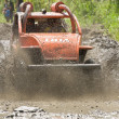 4X4 Racers through mud in Ecuador — Stock Photo #20751721
