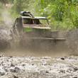 4X4 Racers through mud in Ecuador — Stock Photo #20751945