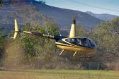 Eurocopter R44 Raven II — Stock Photo