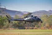 Ktla 5 News Eurocopter AS 350 B2 — Stock Photo
