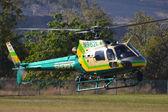 Los Angeles county Şerif - eurocopter 350 b2 olarak — Stok fotoğraf