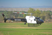 California Highway Patrol - Bell 206-L4 — Stock Photo