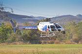 Nbcla - eurocopter como 350 b2 — Foto de Stock