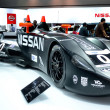 图库照片: NissDeltaWing - LAuto Show 11-30-2012 - Convention Center - Los Angeles