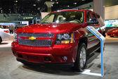 Chevrolet Suburban -LA Auto Show 11-30-2012 - Convention Center - Los Angeles — Stock Photo