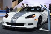 Corvette ZR1 - LA Auto Show 11-30-2012 - Convention Center - Los Angeles — Foto Stock