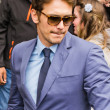 James Franco at the Hollywood Walk of Fame Ceremony — Stock Photo