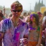 Celebrate Holi Festival Of Colors — Stock Photo #22472421