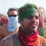 Celebrate Holi Festival Of Colors — Stock Photo #22473807