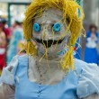 LOS ANGELES, CA - JULY 5 Fan in costume at an LA Anime Expo 2013 — Stock Photo