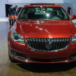 Постер, плакат: Buick Regal T car on display at the LA Auto Show