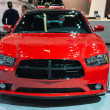 Постер, плакат: Dodge Charger car on display at the LA Auto Show