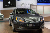 Buick Encore car on display at the LA Auto Show. — Zdjęcie stockowe