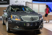 Buick Encore car on display at the LA Auto Show — Zdjęcie stockowe