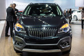 Buick Encore car on display at the LA Auto Show. — Stock Photo