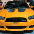 ������, ������: Dodge Charger SRT8 Super Bee car on display at the LA Auto Show