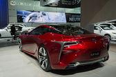 Lexus LF-LC display at the LA Auto Show. — Stok fotoğraf