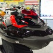 Jet Ski on display at the Los Angeles Boat Show on February 7, 2 — ストック写真