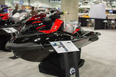 Jet Ski on display at the Los Angeles Boat Show on February 7, 2 — Stockfoto
