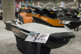 Jet Ski on display at the Los Angeles Boat Show on February 7, 2 — Photo