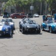 Постер, плакат: Shelby Cobra 427 on exhibition at the annual event Supercar Sunday Ferrari Day