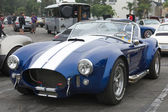 Shelby Cobra 427 on exhibition at the annual event Supercar Sunday Ferrari Day — Stock Photo