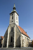 собор святого мартина — Стоковое фото